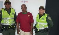 Herminto Eduardo Tenorio, capturado por tentativa de homicidio.