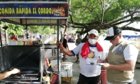 Registro de comerciantes en segundo ciclo de Incuba Santa Marta.