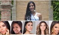 Este es el grupo que representa a la Región Caribe en el Concurso Rumbo a Miss Universo 2018.