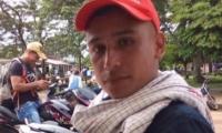 Jefferson Andrés Arévalo.