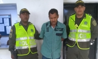 El sindicado fue identificado como Jacobo Guerrero.