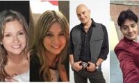 Varios de los famosos han mostrado sus cambios en los últimos 10 años.