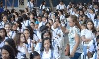 71.250 estudiantes inician clases en los colegios públicos del Distrito.