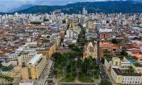 El sismo se sintió en Bucaramanga.