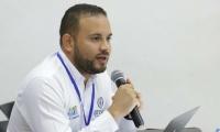 Julio Salas, secretario de Salud de Santa Marta.