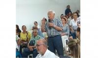 Don Joaquín sorprendió a muchos con sus historias al lado de 'Gabo'.