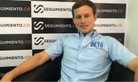 Osvaldo Alberto 'Beto' Socarras, candidato al concejo de Santa Marta.