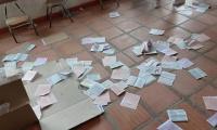 En San Zenón y Pijiño del Carmen destruyeron el material electoral.