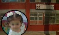 Niña murió en jardín infantil en Bogotá
