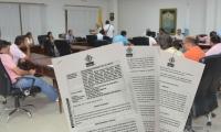 Abren investigación disciplinaria contra los concejales de Santa Marta.