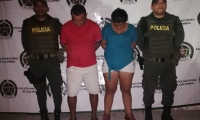Capturados por hurto de vehículos en Santa Marta