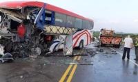 Accidente en Santander