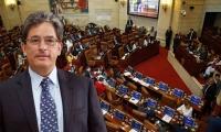 Alberto Carrasquilla, ministro de Hacienda, agradeció la aprobación de la Ley de Crecimiento.