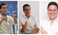 Luis Miguel Cotes (izq) y Ricardo Diazgranados (der) reaccionaron a las críticas de Carlos Caicedo.