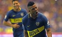 El lateral colombiano se perdió el Mundial y la final de la Libertadores.