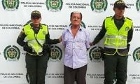 Eliberto Escobar García, de 75 años.
