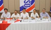 Al evento asistieron todos los parlamentarios del Magdalena y algunos de otros departamentos.