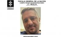 El empresario estadounidense Todd Philip Sarmanian lleva 3 días desaparecido en Antioquia.