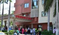 Clinica General del Norte en Barranquilla.