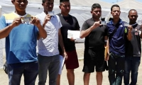 Van 411 militares que han desertado del régimen de Maduro