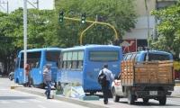Transportadores públicos manifiestan posible cese de actividades por no obtener respuesta sobre reajuste de la tarifa.