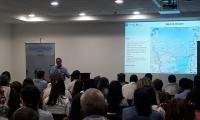 Socialización de alianzas entre organizaciones y comunidad pesquera por el medio ambiente