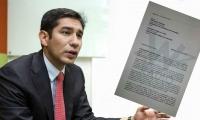 Luis Gustavo Moreno, exfiscal de Corrupción