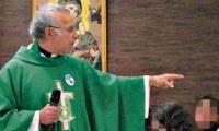 El sacerdote Jesús Suárez fue suspendido