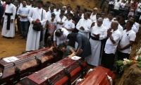 Muertos en Sri Lanka