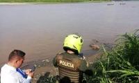 Encuentran cuerpo sin vida de mujer en laguna
