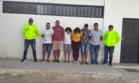 Desmantelan banda 'Los Brujos' que operaba en Taganga
