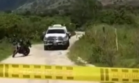 El cuerpo fue hallado en una vereda en el Norte de Santander