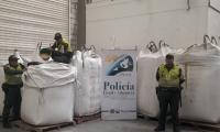 La mercancía incautada por las autoridades de Santa Marta está avaluada en 56 millones de pesos