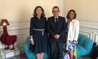 Con este convenio entre el ICA y la OIE, se permitirá el intercambio de conocimiento, y la oportunidad de que profesionales de Colombia participen en las diferentes capacitaciones que realicen los países miembros, durante el periodo en que se encuentre vigente el convenio.