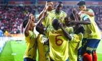 La oncena nacional marcó ocho goles en la fase de grupos.