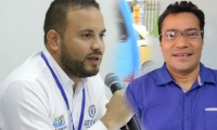 Julio Salas y Wilson Rodríguez, declarados insubsistentes