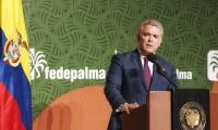 El Presidente se refirió al fallo en su participación en el congreso palmero.