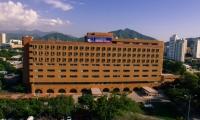 Hospital Julio Méndez Barrenece, lugar donde murió un hombre tras recibir tres tiros.