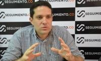 Camilo George, secretario de Seguridad y Convivencia.