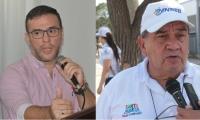 David De Marchena y Édgar Martínez