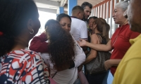 Liberan a colombianos detenidos en Venezuela