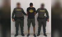 Hombre detenido en Galicia.