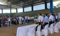 Evento de indemnización a las víctimas del conflicto en Ciénaga