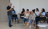 La primera cohorte cuenta con un total de 22 estudiantes.