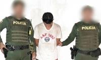 Ariza García supuestamente es un reconocido 'jíbaro' que centraba su accionar delictivo en el barrio Mamatoco.