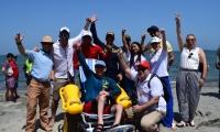 Playa Inclusiva en Santa Marta