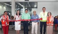 La nueva ruta Bucaramanga - Santa Marta - Bucaramanga empezó a operar este viernes.