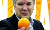 Iván Duque, apoyando a la economía naranja