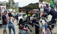 Accidente de Jarlan Barrera.