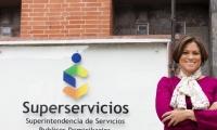 Superintendente de Servicios Públicos Domiciliarios, Natasha Avendaño